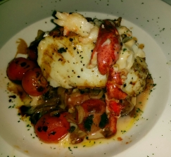 Seabass & Lobster Available on Private Catering Menu