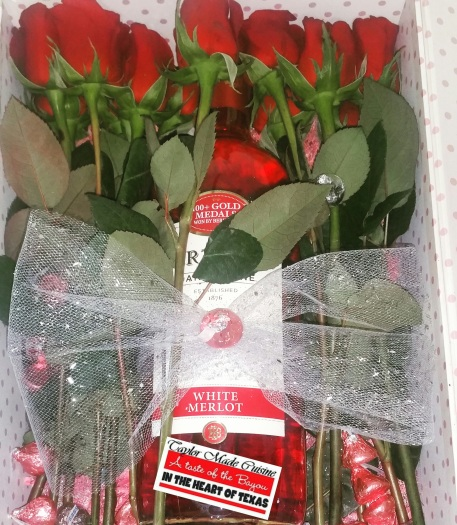 Ask us about our Roses & Wine Specials where YOU are allowed to create the budget!