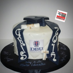 Contact us about our Graduation Cake Packages 🎓