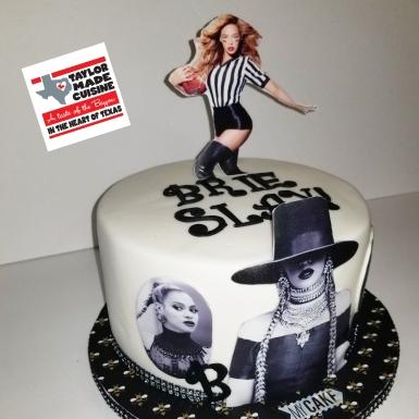 Beyonce Beehive🐝 Inspired Birthday Cake