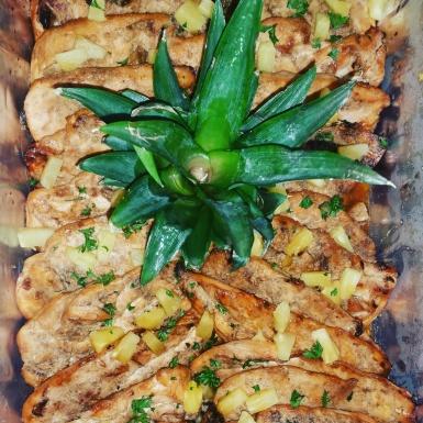 Hawaiian Grilled Chicken Breast