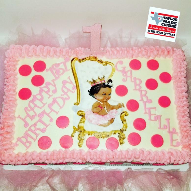 Happy 1st Birthday Queen Virgo