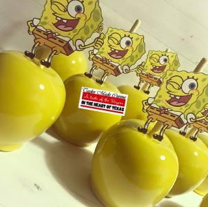 spongebob-candy-apples